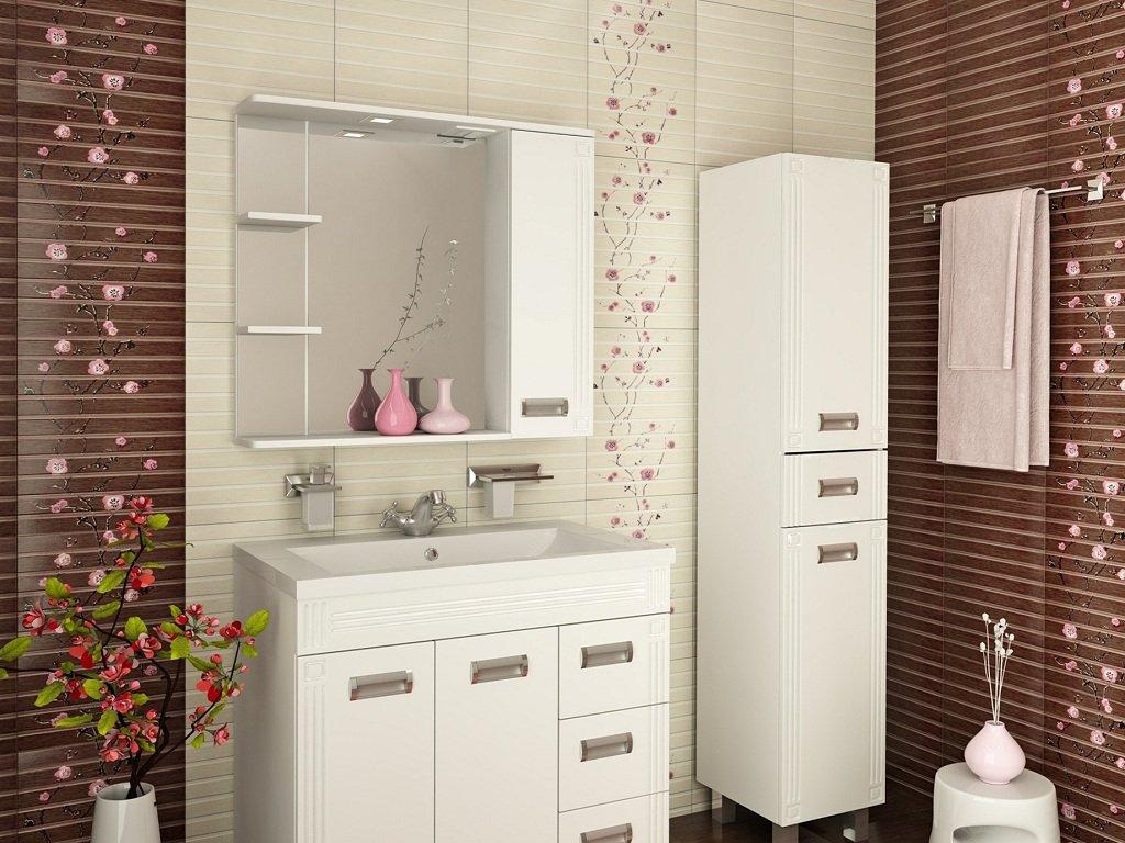 """Результат пошуку зображень за запитом """"Навесные шкафчики для ванной"""""""